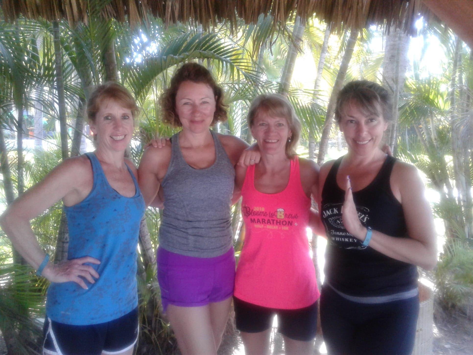 Mobile Om Yoga for runners